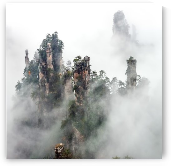Zhangjiajie by 1x