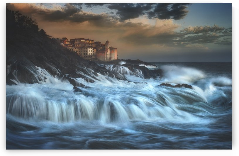 TELLARO WATER FALL by 1x
