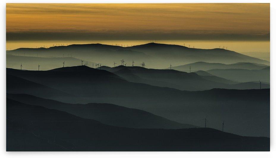 below the horizon by 1x