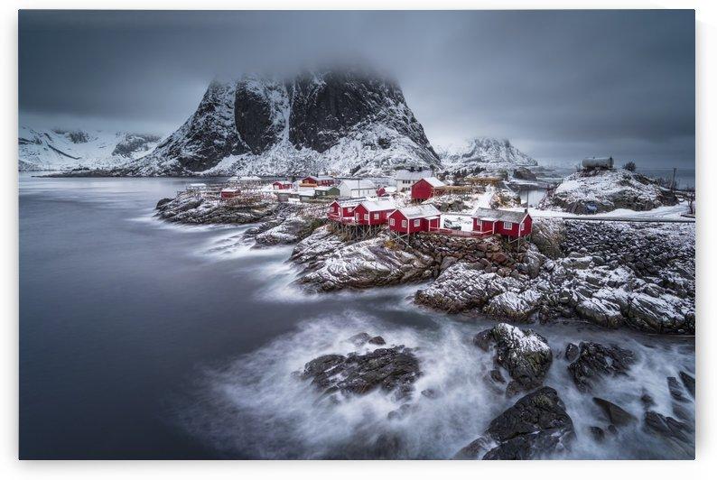 winter Lofoten islands by 1x