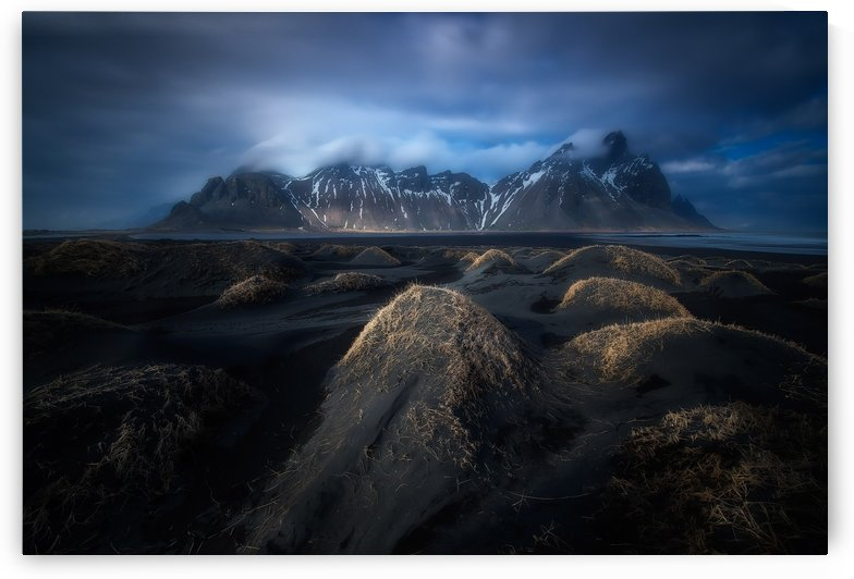eternal mountains by 1x