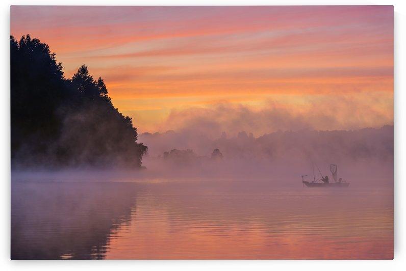 Morning Fishing by 1x