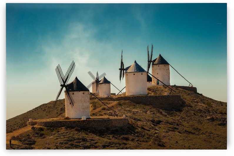 Consuegra by 1x