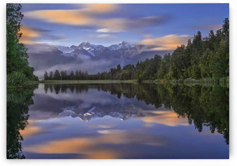 Lake Matheson by 1x