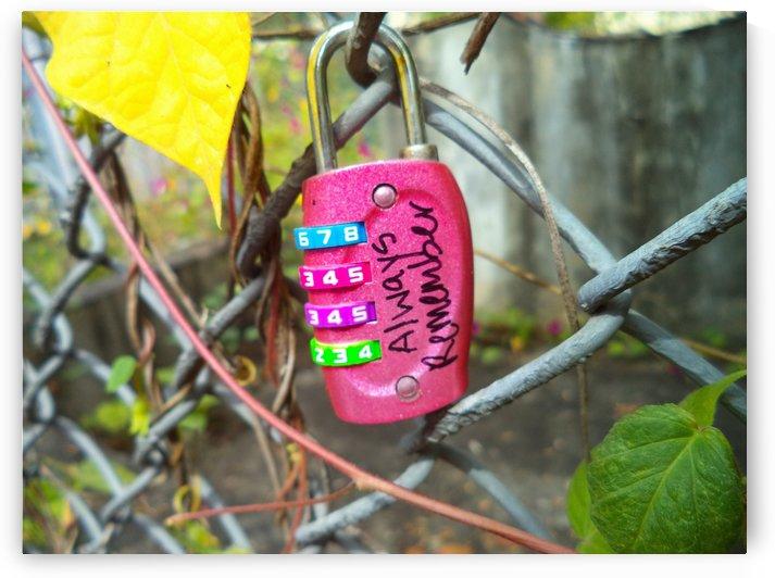Lock by Nina Bina