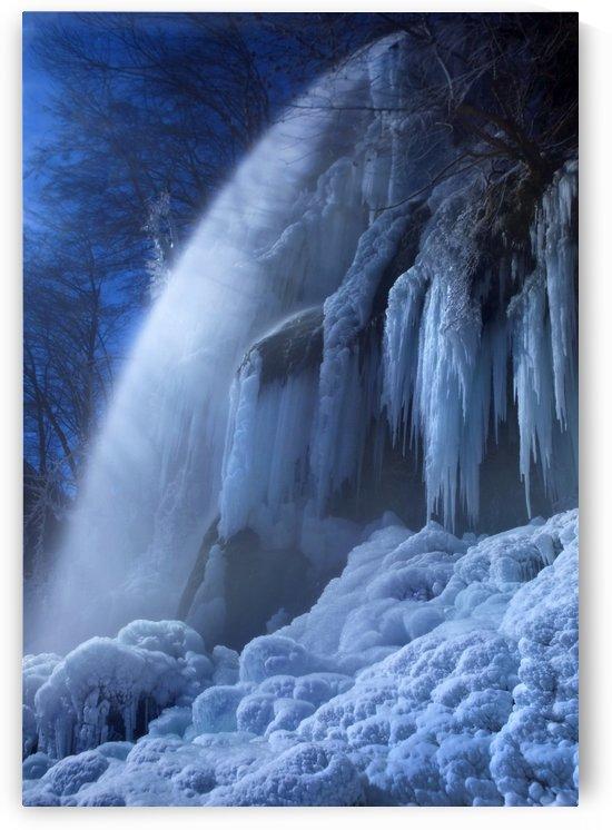 Frozen in the moonlight by 1x