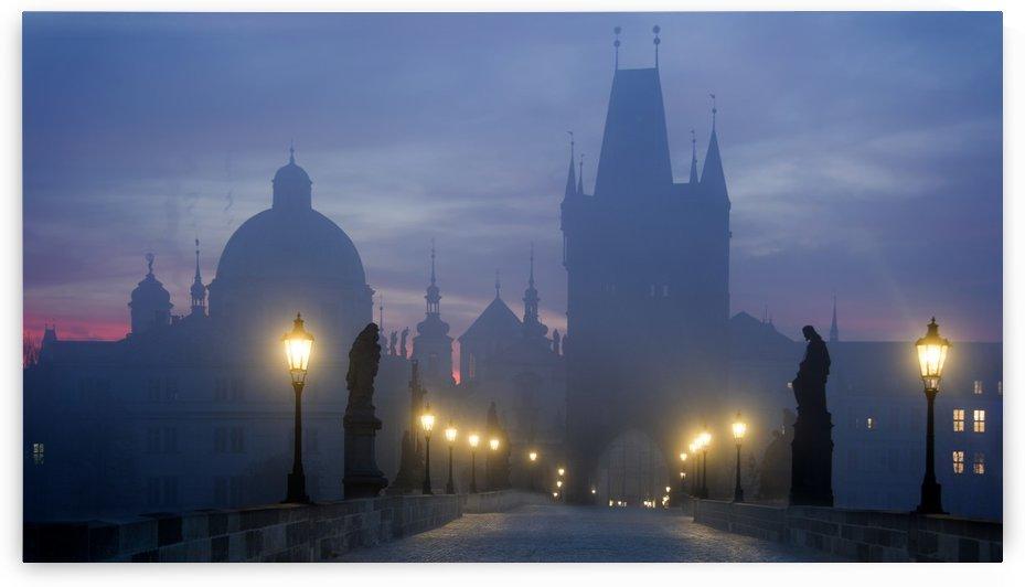 Prague is awakening by 1x