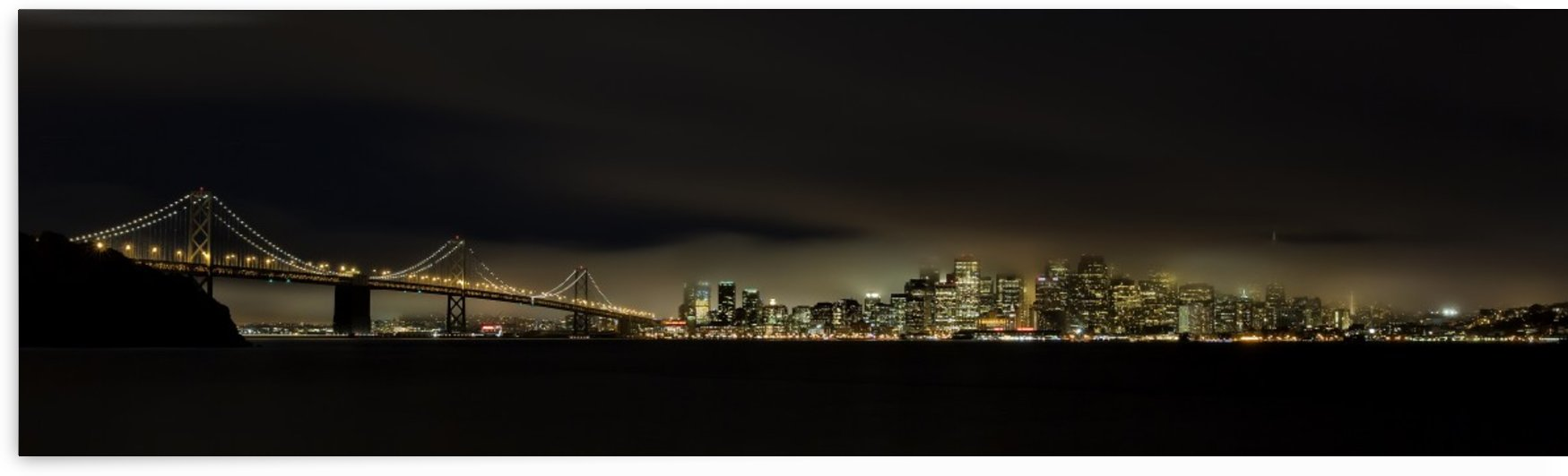 Bay Bridge San Francisco by 1x