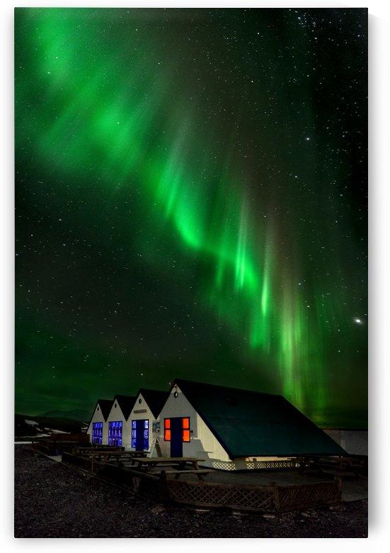 Aurora Borealis by 1x
