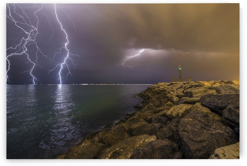 When Lightning Strikes by 1x