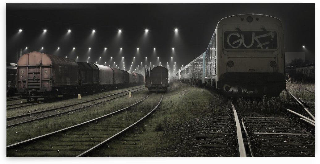 Trainsets by 1x