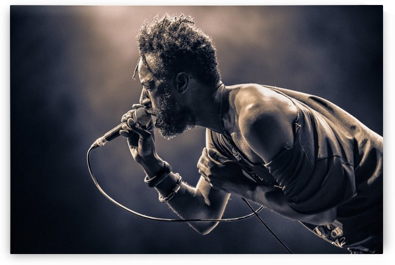 Saul Williams by 1x