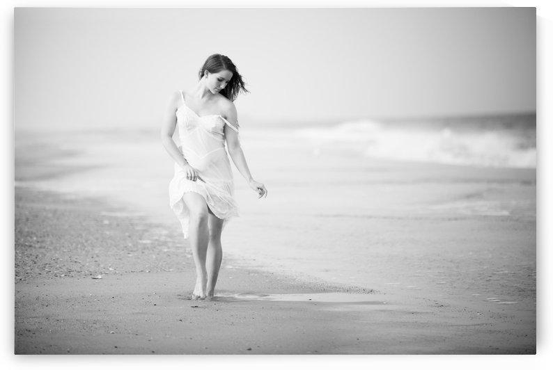 A Walk on the Beach by 1x