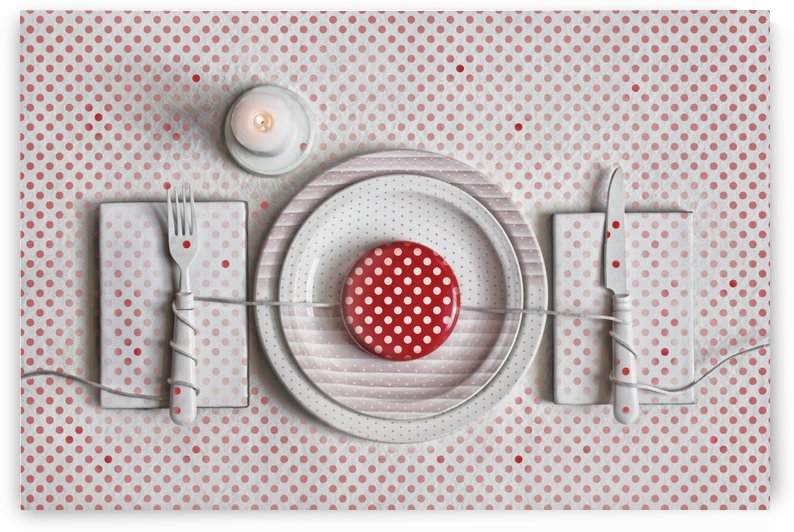 Dotted Dinner by 1x