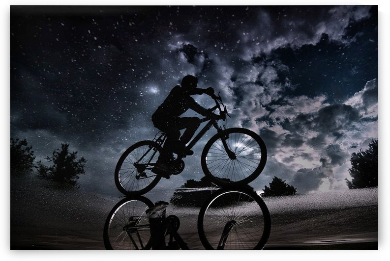 Reflected in the stars... by 1x