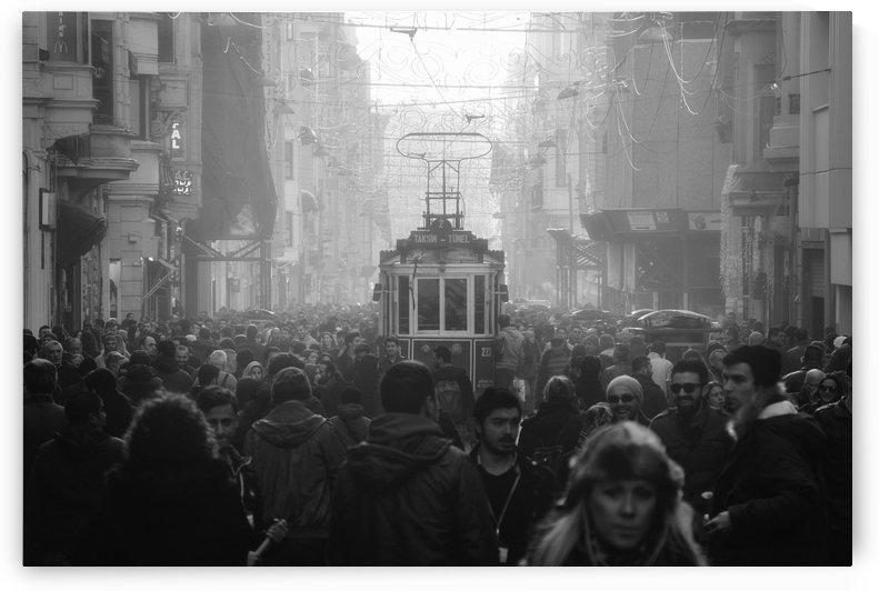 Taxim Street by 1x