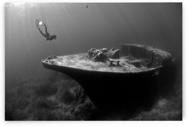 Epave de la picorella - Picorella's Wreck by 1x