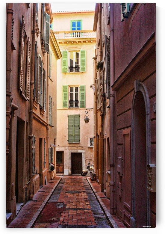 monaco street by tom Prendergast