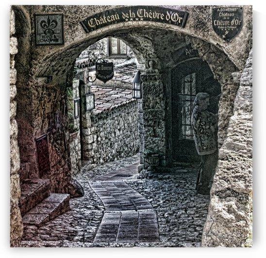 chateau de la chevre dor tom prendergast by tom Prendergast
