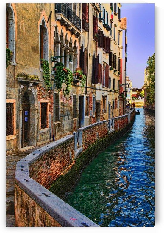 on the canal venice tom prendergast by tom Prendergast