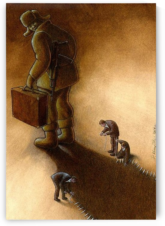 Try to stop by Pawel Kuczynski