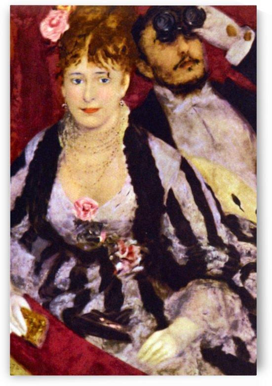 The Box by Renoir by Renoir