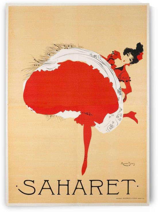 Saharet by VINTAGE POSTER