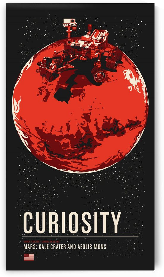 Curiosity by VINTAGE POSTER