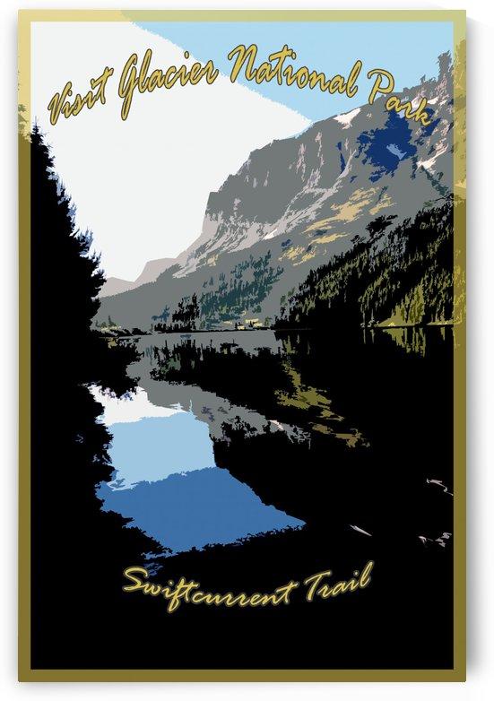Visit Glacier by Phano Smith