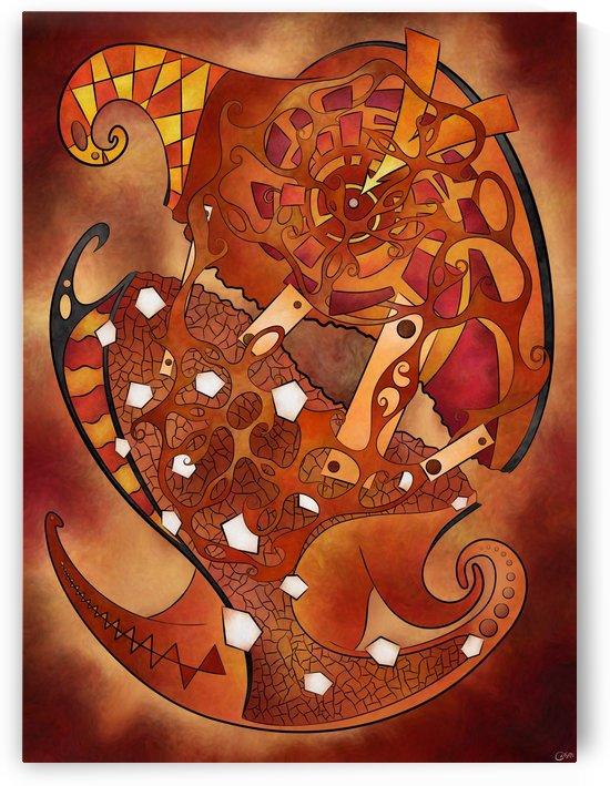 Maname Akebu V3 by Cersatti Art