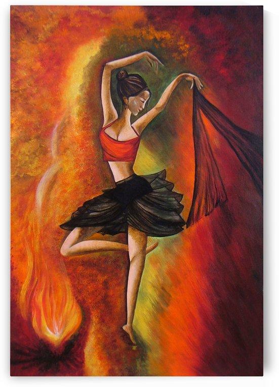 Sizzling Dance by Mrs Neeraj Parswal