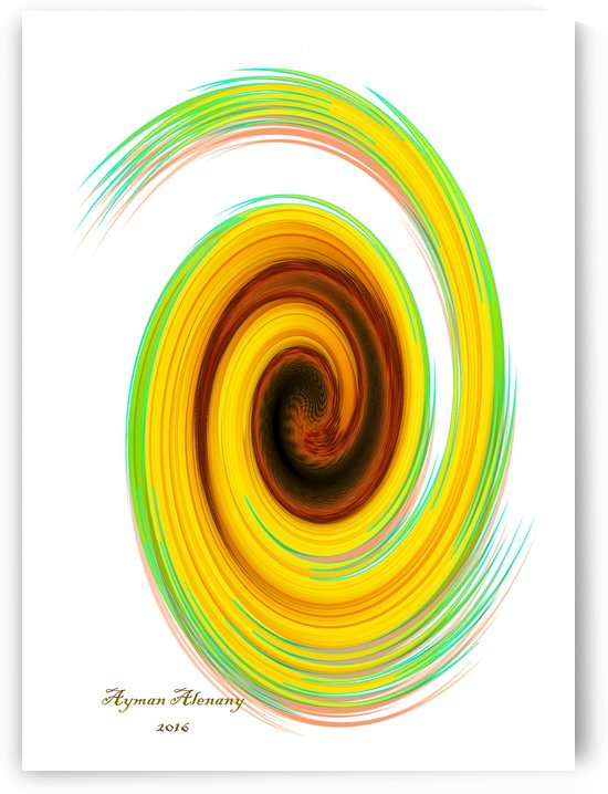 The whirl, W6.2A by Ayman Alenany