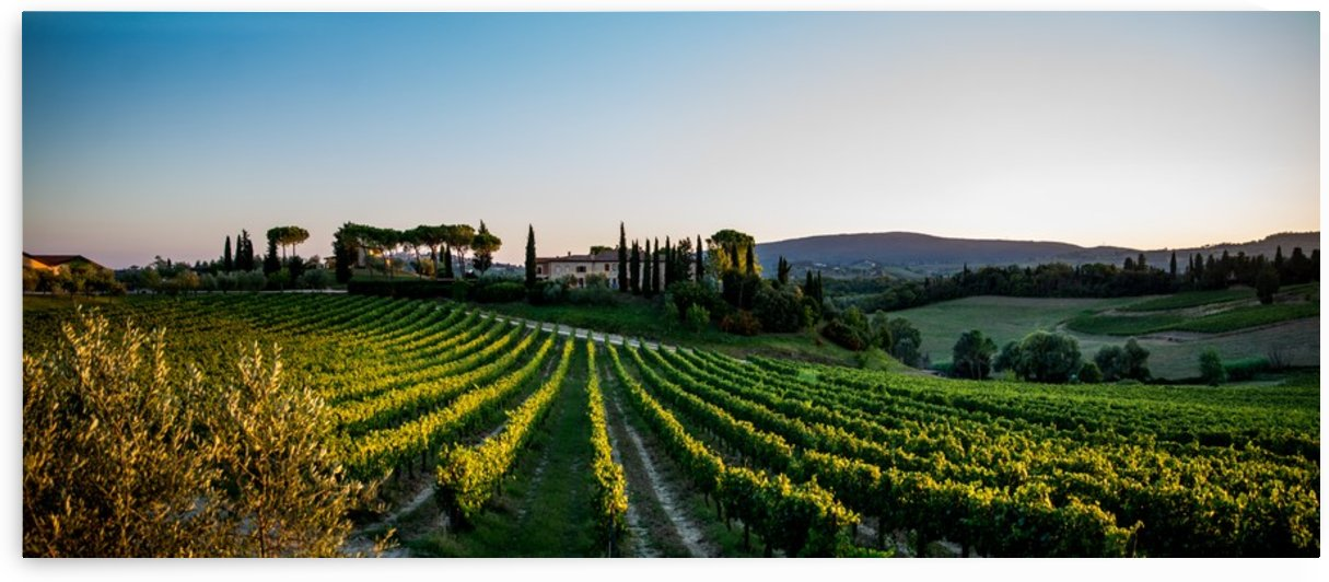 Tuscany Mormoraia by Fabien Dormoy