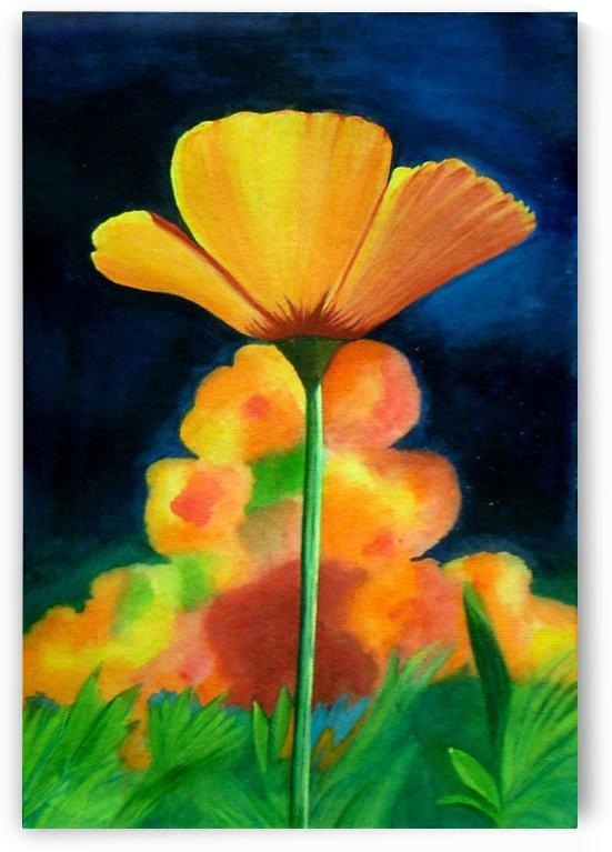 Flowering Beauty by Mrs Neeraj Parswal