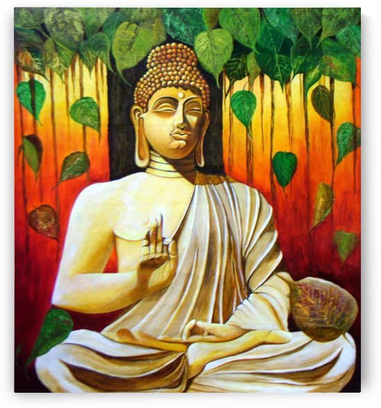BUDDHA- The Enlightened One by Mrs Neeraj Parswal