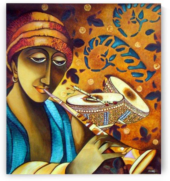Cosmic Melody by Mrs Neeraj Parswal