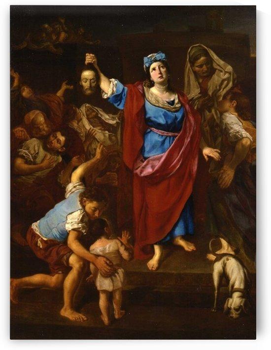 Judith by Edouard Frederic Wilhelm Richter