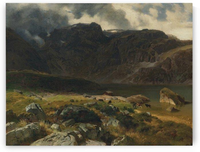 Hinter by Johann Gottfried Steffan