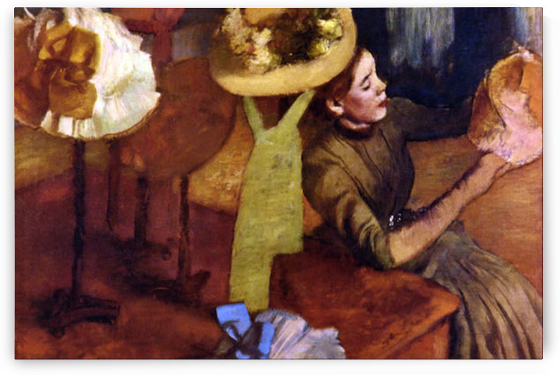The Millinery Shop by Sisley by Sisley