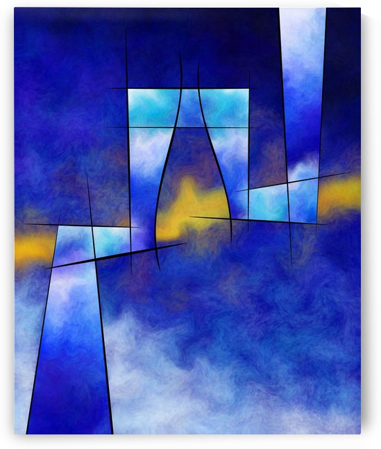 Kefharia V1 - cubic vision by Cersatti Art
