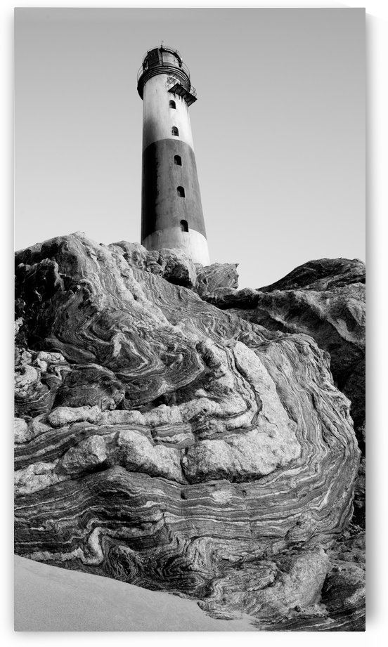 Lighthouse on Twisted Rock by Jacques Jacobsz