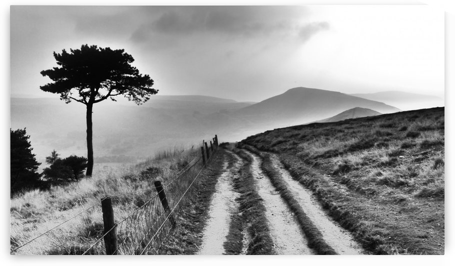 Towards the Tor by Andy Jamieson