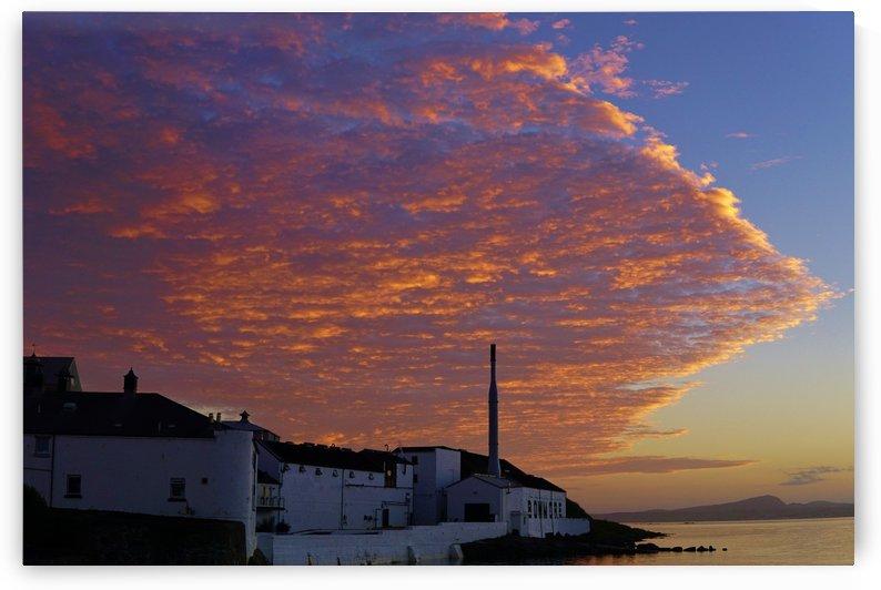 Distillery cloud by Andy Jamieson