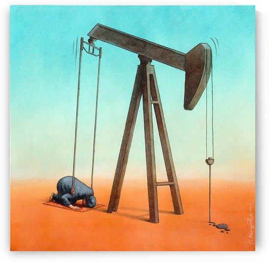 ISIS by Pawel Kuczynski