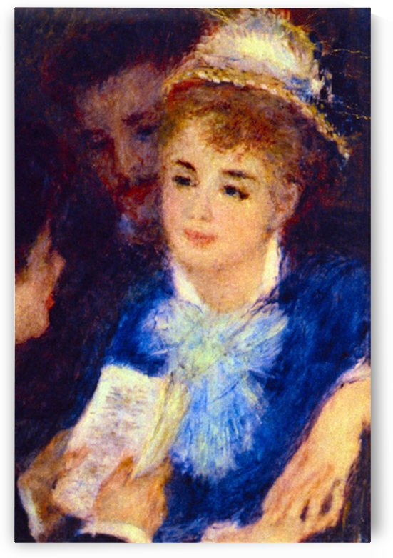 The Perusal of the Part by Renoir by Renoir