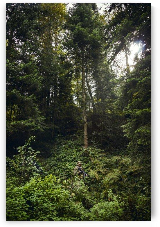 Forest warrior  by Marko Radovanovic