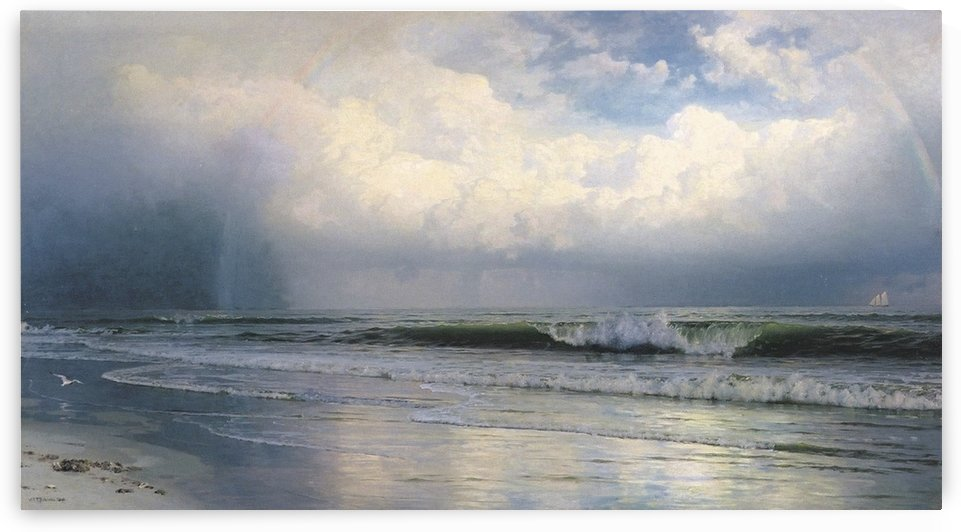 The Rainbow by William Trost Richards