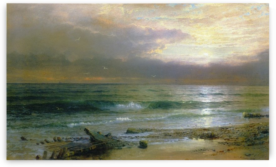 Point Judith by William Trost Richards