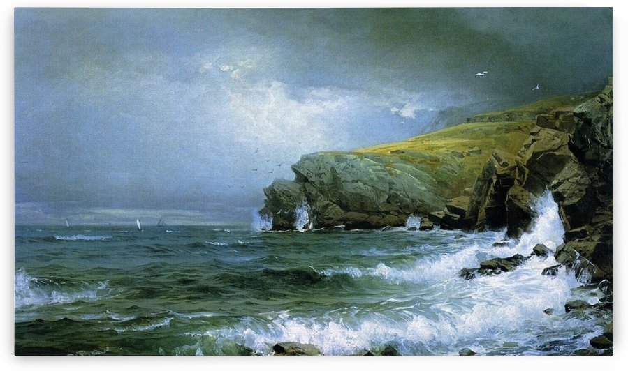 Coast of Maine by William Trost Richards