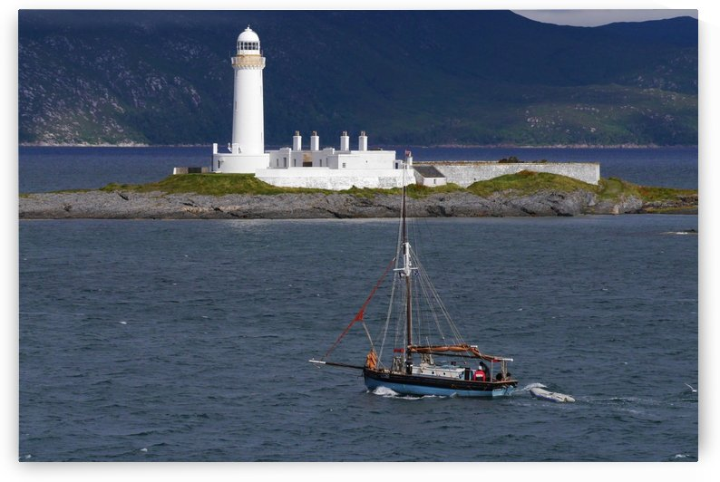 Ferry view by Andy Jamieson